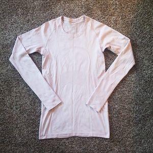 6 lululemon swiftly long sleeve
